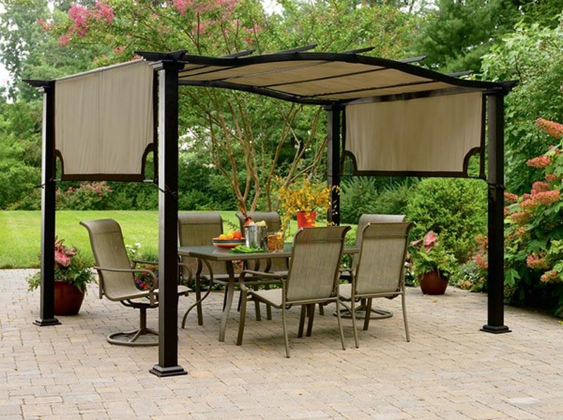 Canopy For Pergola