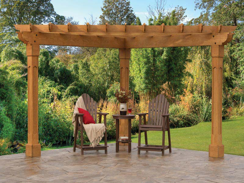Pergola Pictures Serve As Great Inspiration