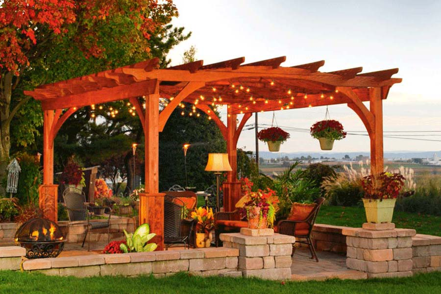 What Does A Pergola Cost