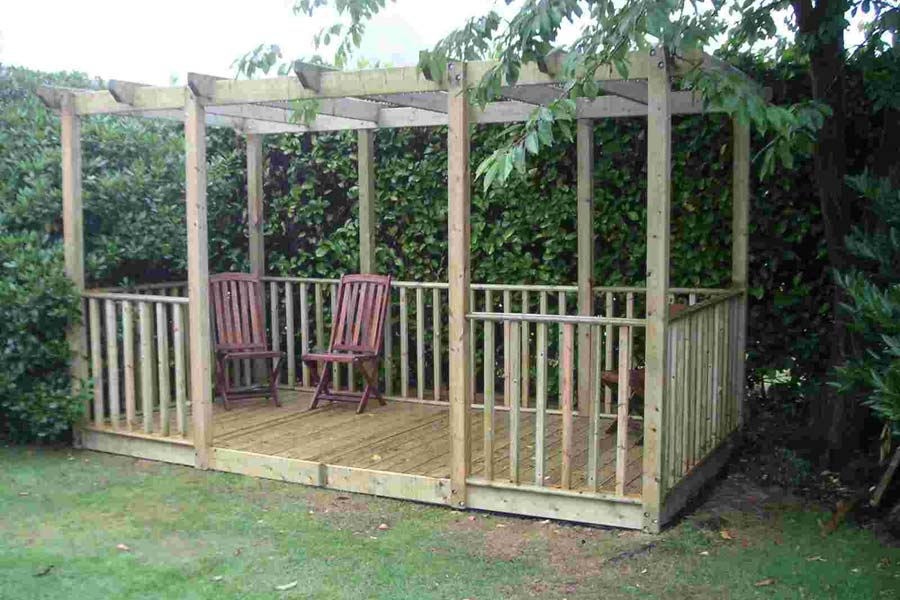 What Is A Pergola For
