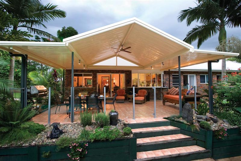 Contemporary pergola images