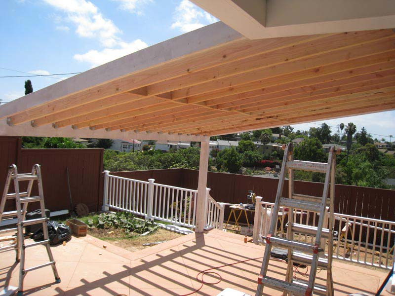 Proper Patio roofs help in Enjoying the View