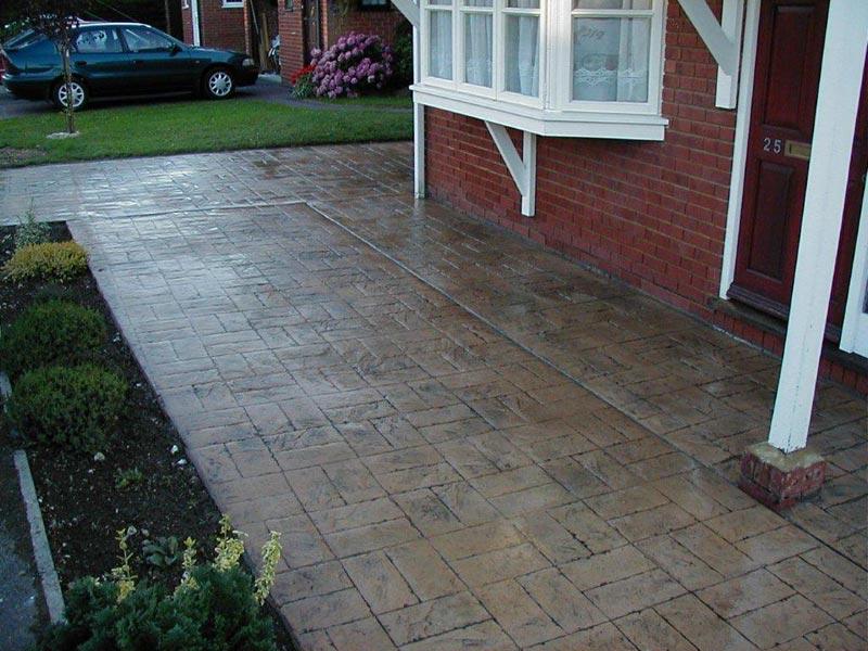 Concrete Patio Sealer Removal