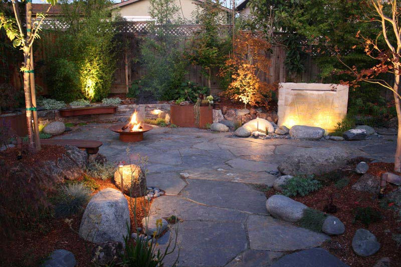 Flagstone Patio Designs Easy