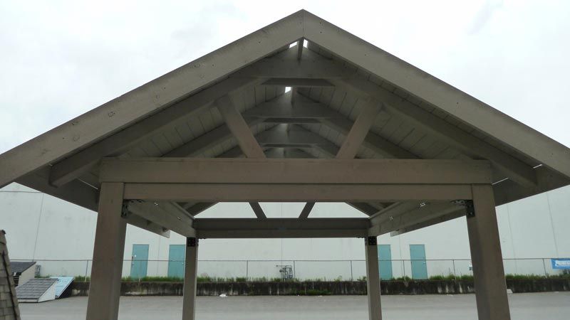 How To Build Patio Roofs Gazebos