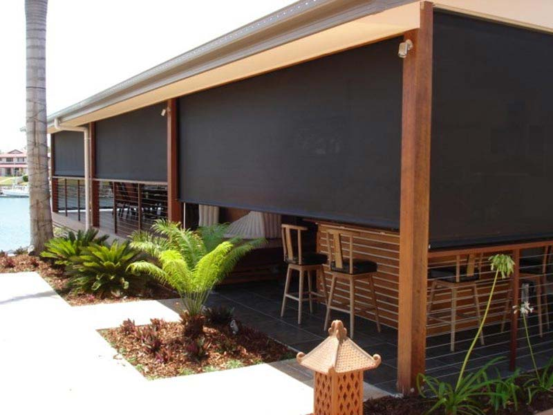 Outdoor Patio Shades Blinds