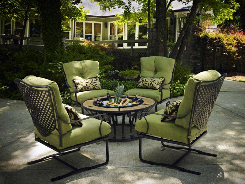 Patio Chair Cushions Clearance End Tables