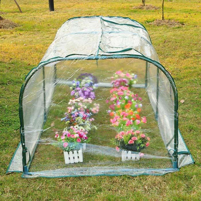 Patio Greenhouse Zipper