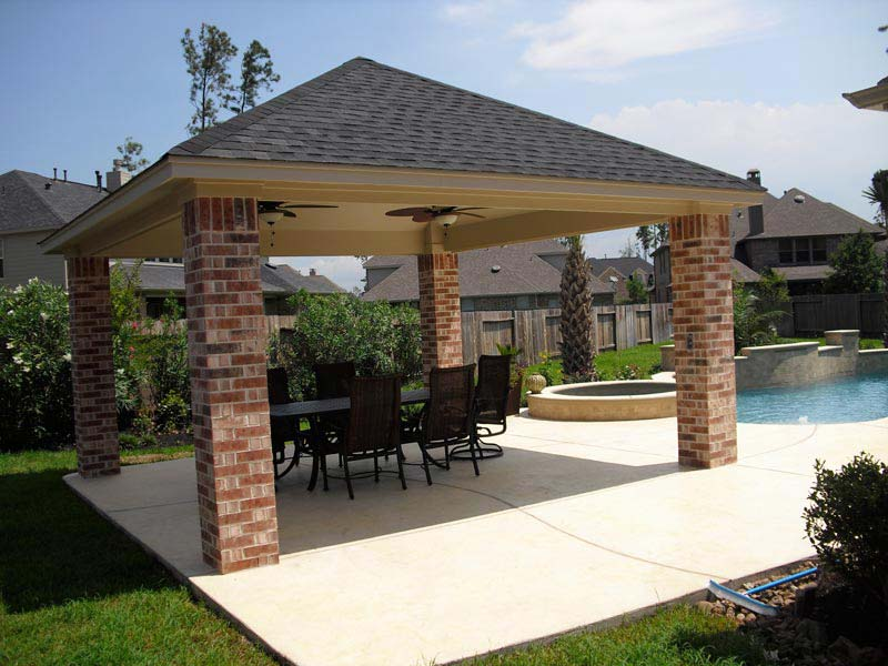Patio Roofs And Gazebos