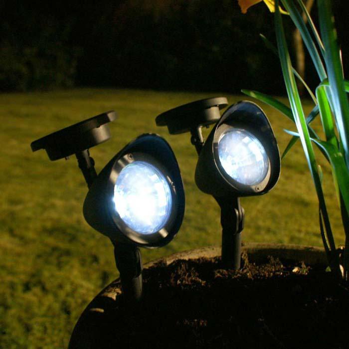 Patio Solar Lights Qvc