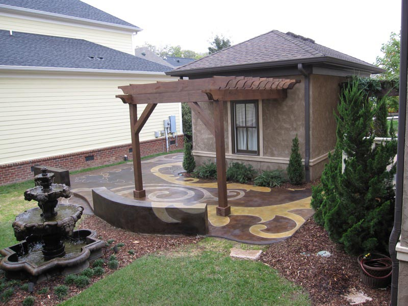 Pictures of Patios help in Choosing the correct Patio Sets for yourself