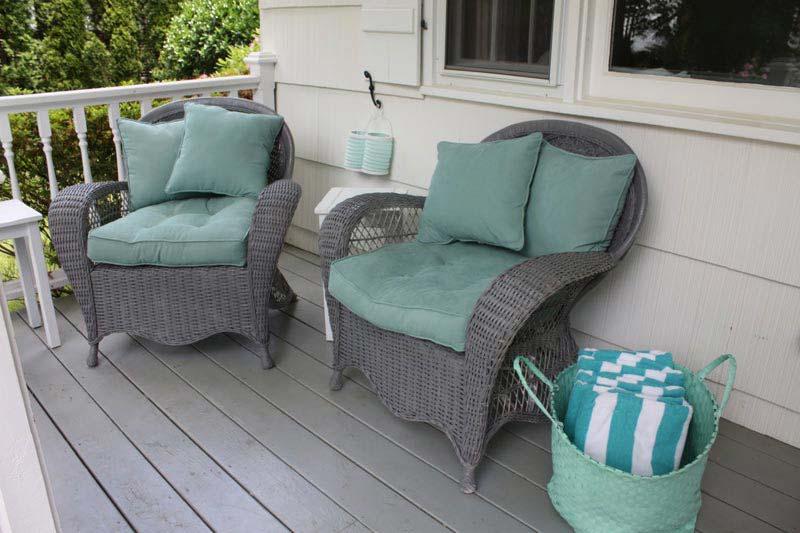 Pier 1 Patio Cushions