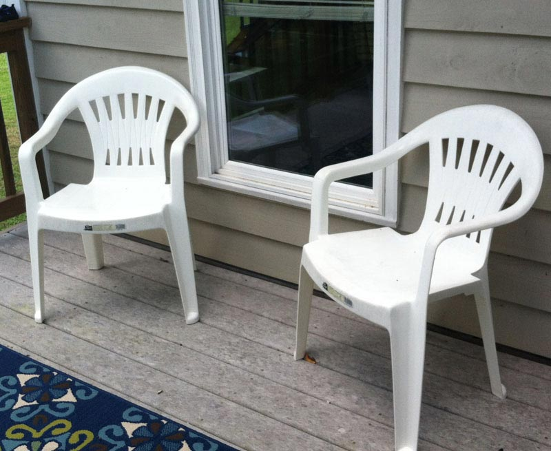 Plastic Patio Chairs Lowes