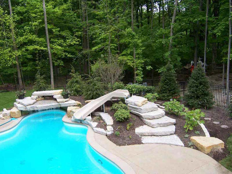 Water Features For Patios Enclosed