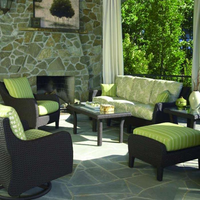 Wicker Patio Furniture Set Clearance