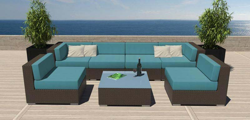 Wicker Patio Furniture Sets Ebay