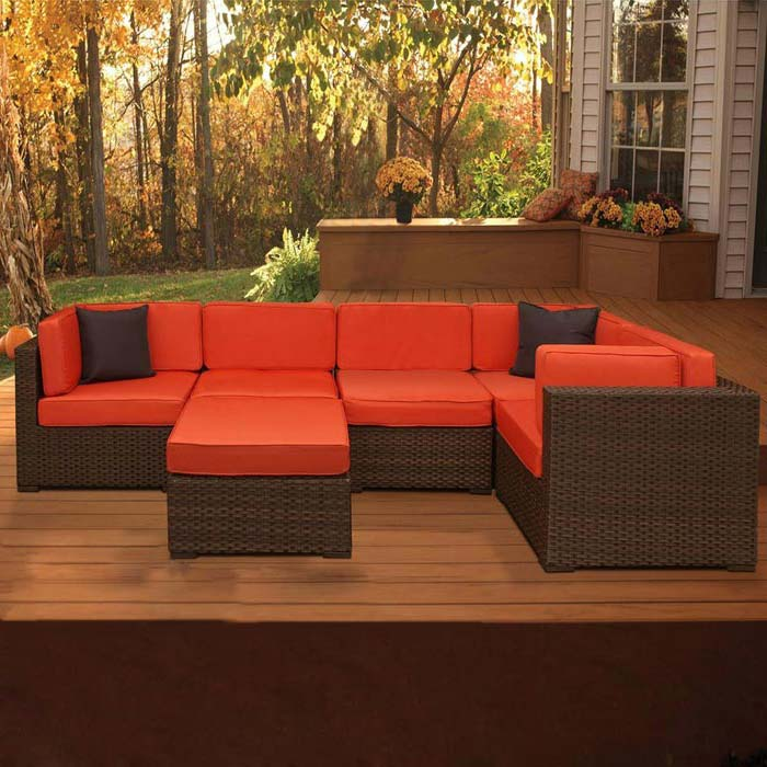 Wicker Patio Furniture Sets Lowes