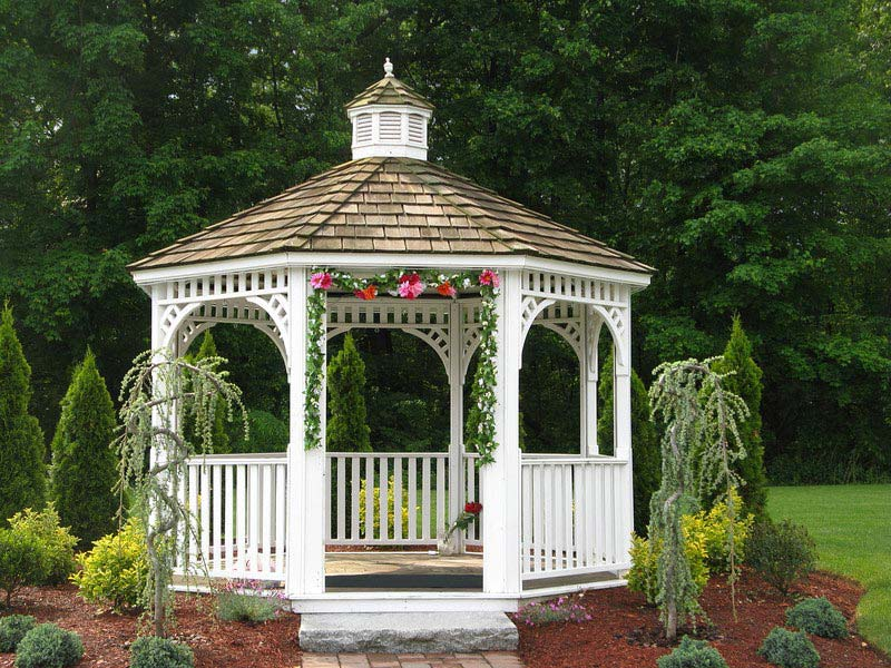 Prefer cheap gazebo kits, canopies and tents for home decoration