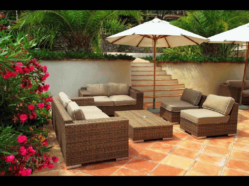 Garden Arbour Ideas