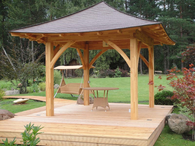How Much To Build A Gazebo