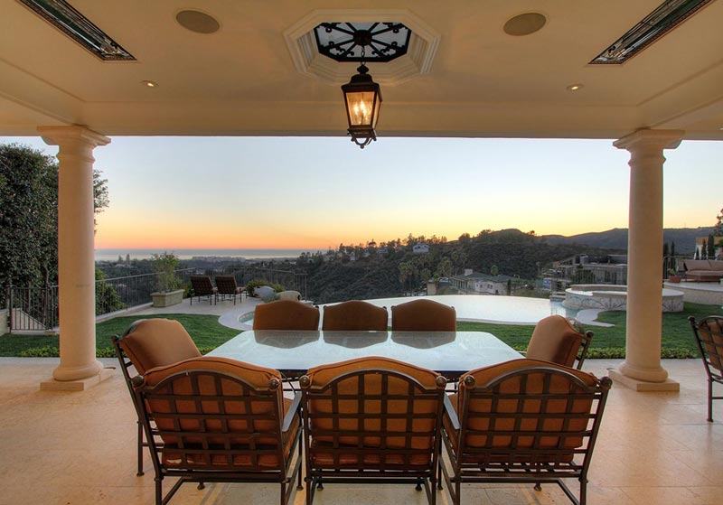 Outdoor Patio Heaters Ceiling Mount