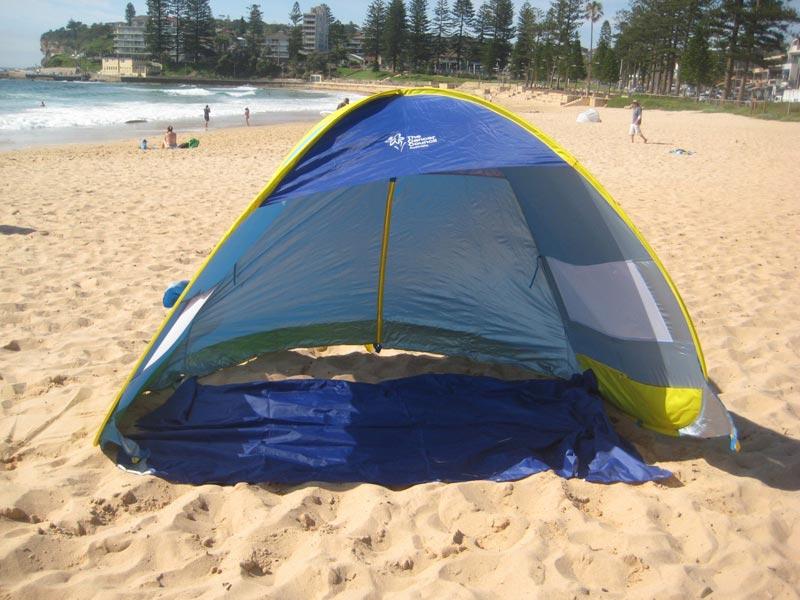 Amazing Pop Up Sun Shelter