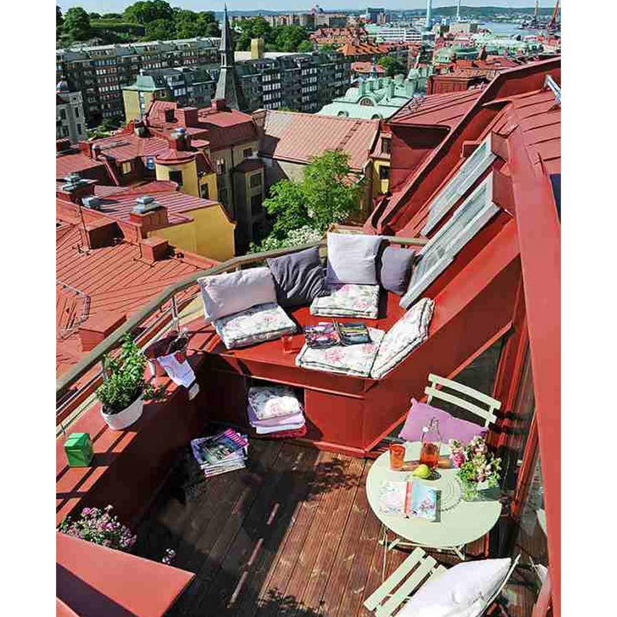 Balcony Decorating Ideas Photos