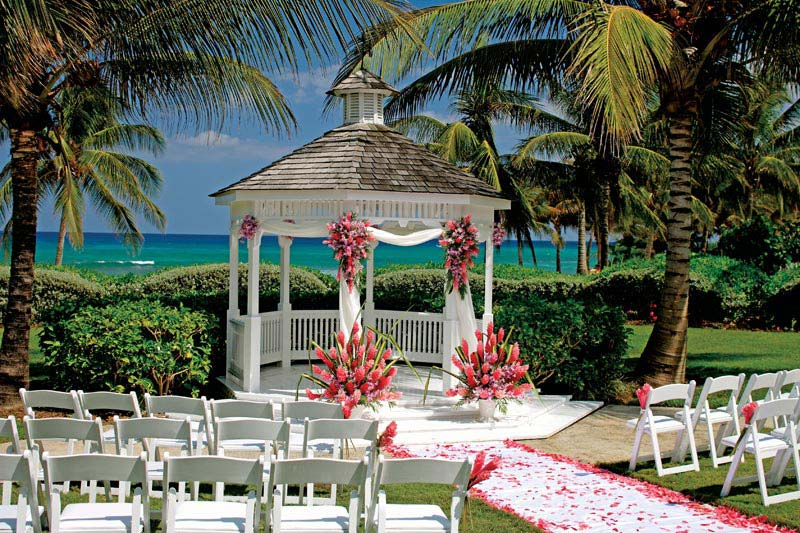 Gazebo Wedding Decorations Pictures