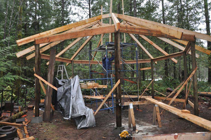 How To Build A Small Gazebo