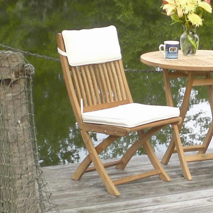 Folding Patio Chairs With Cushions
