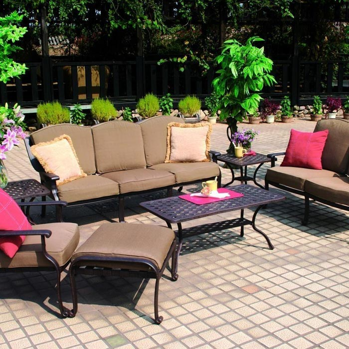 Strathwood brentwood patio furniture