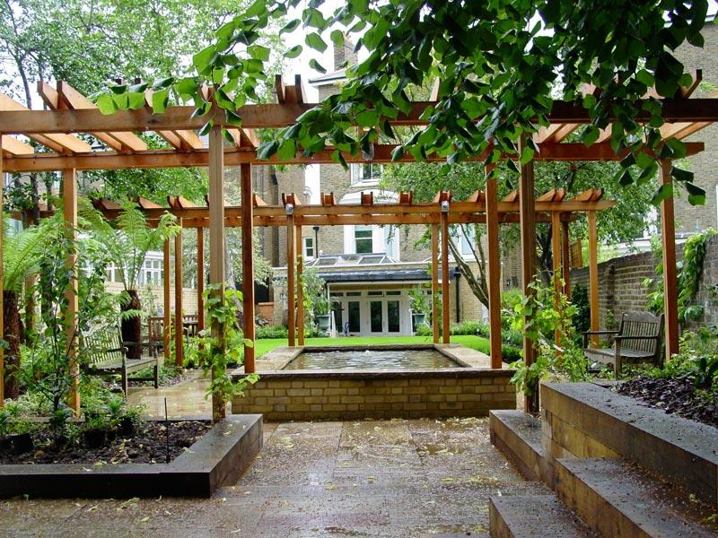 Buy Garden Pergola