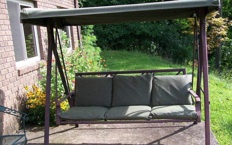 Patio swing canopy replacement sale
