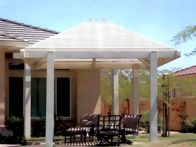Pergola Parts: Construct Pergola With Your Own Hands
