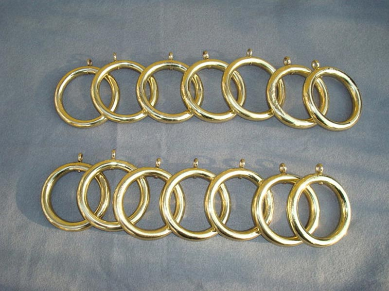 Gazebo parts bugg curtain channel rings