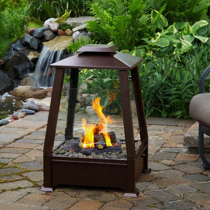 Patio fireplace walmart