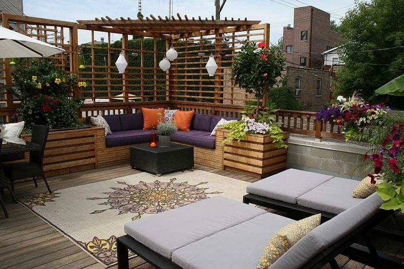 Asian patio design ideas