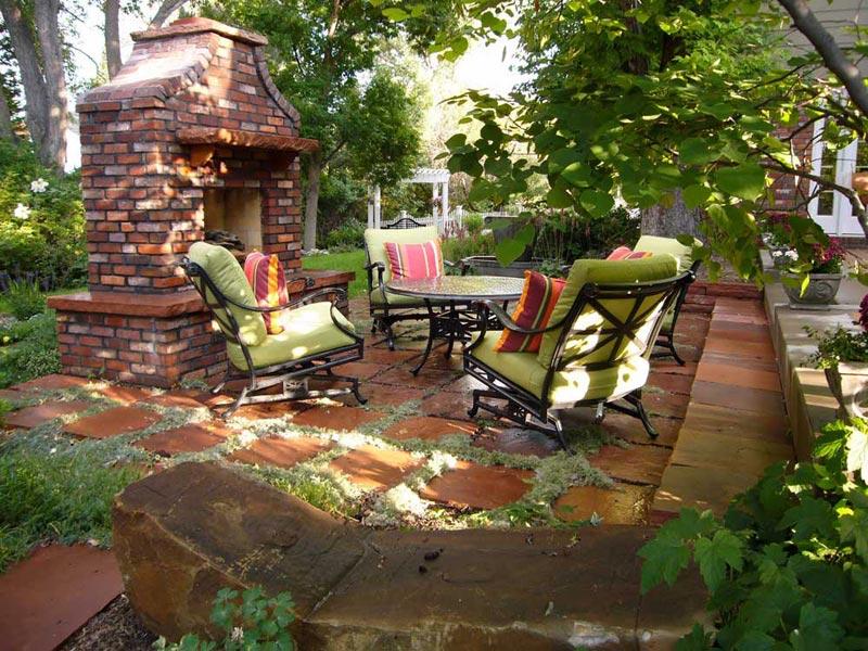 Backyard patio design ideas on a budget