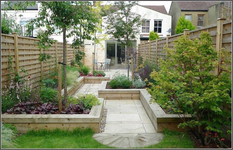 Diy garden patio ideas