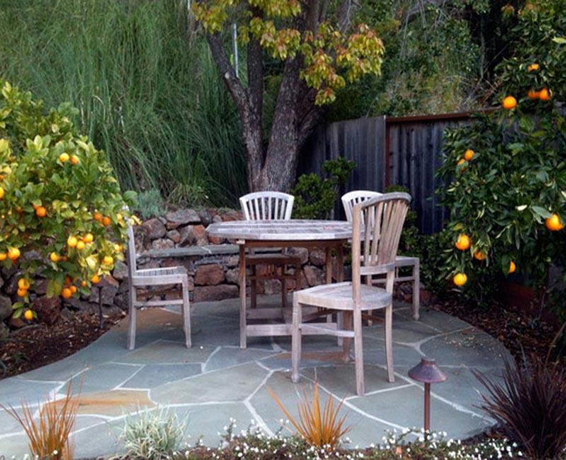 Small patio design ideas on a budget