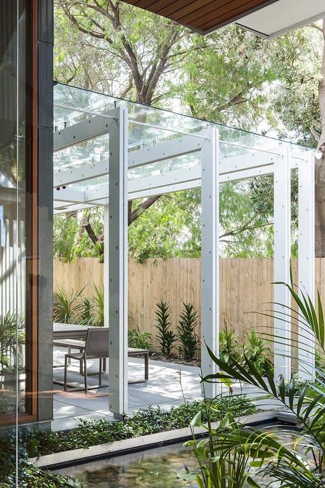 Glass gazebo designs
