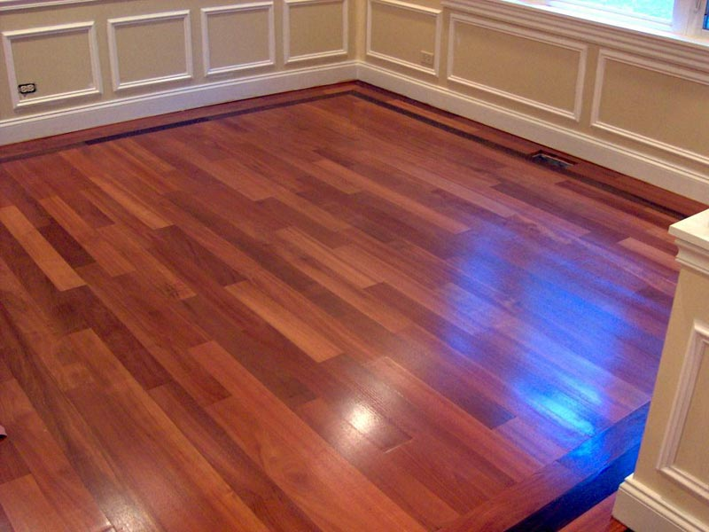 Cleaning pergola flooring