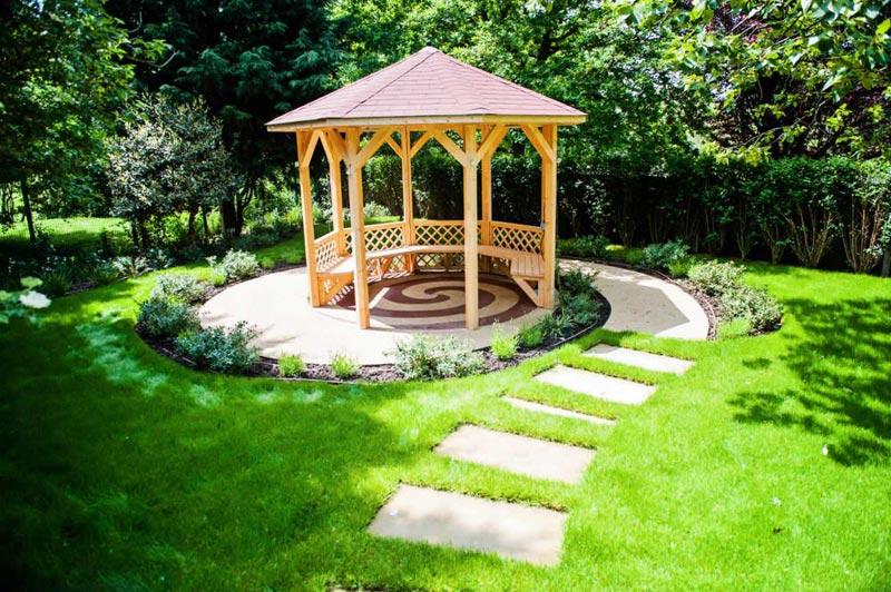 Garden gazebo pictures