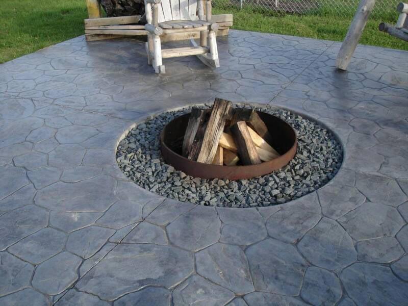 Cheap fire pit patio ideas