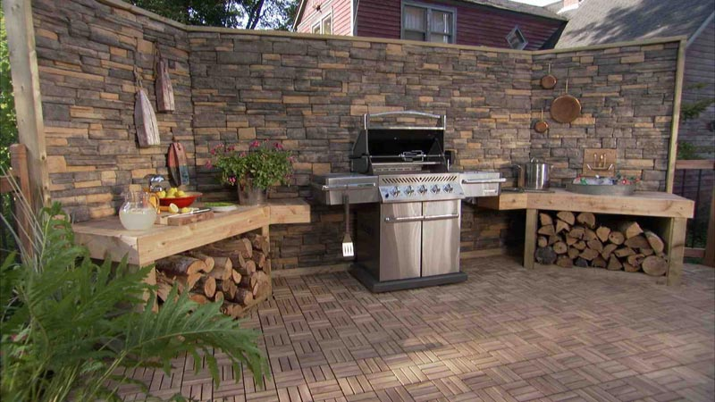 Diy backyard bbq ideas