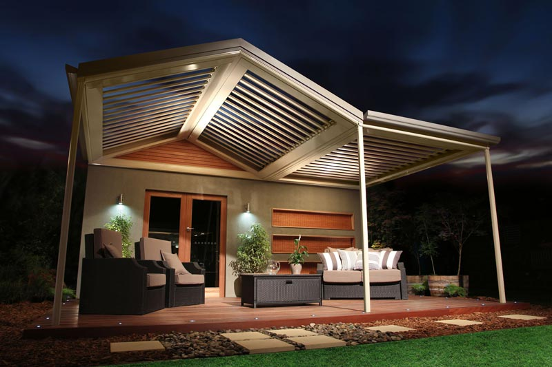 How to build a pergola attached to the house nz