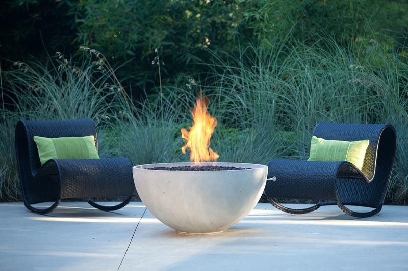 Outdoor fire bowl australia