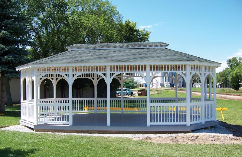Commercial gazebo for sale