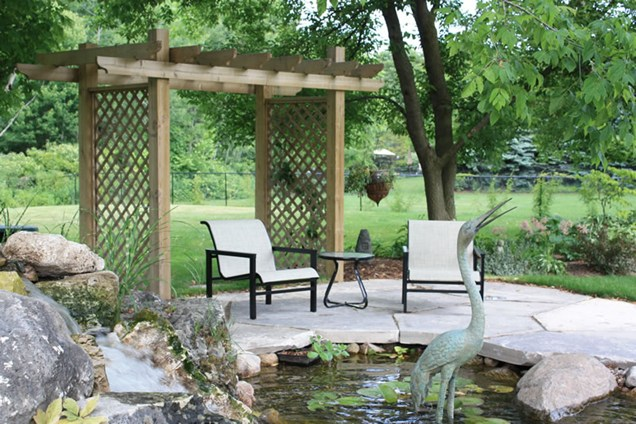 Pergola and patio cover burlington on photo gallery landscaping