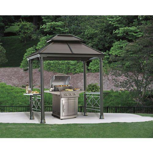 Unbelievable costco grill gazebo | Garden Landscape on Backyard Pavilion Costco id=54798